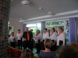 Gostovanje, pjevački zbor UIR Zagreba