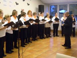 Gostovanje pjevačkog zbora