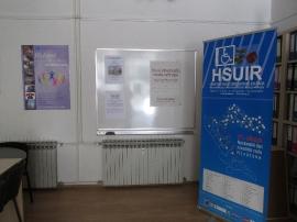 HSUIR, Otvorenje izložbe