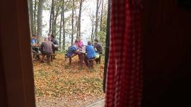 Planinarski izlet, listopad_77