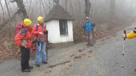 Planinarski izlet, siječanj 2020.
