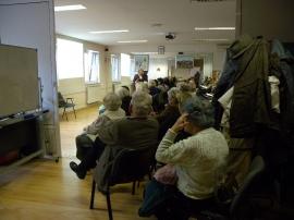 Predavanje, Konvencija o pravima OSI
