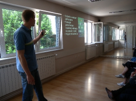 Predavanje, mobilne aplikacije