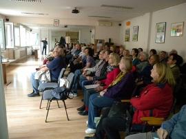 Predavanje, planinarenje za osobe s invaliditetom