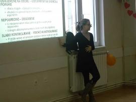 Predavanje, psihologija