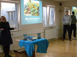 Predstavljanje, Marijini obroci_19