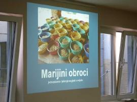 Predstavljanje, Marijini obroci_20