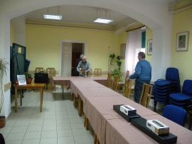 Šahovski turnir, UIR Grada Karlovca