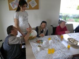 Suradnja s Domom za starije i nemoćne osobe Ježdovec